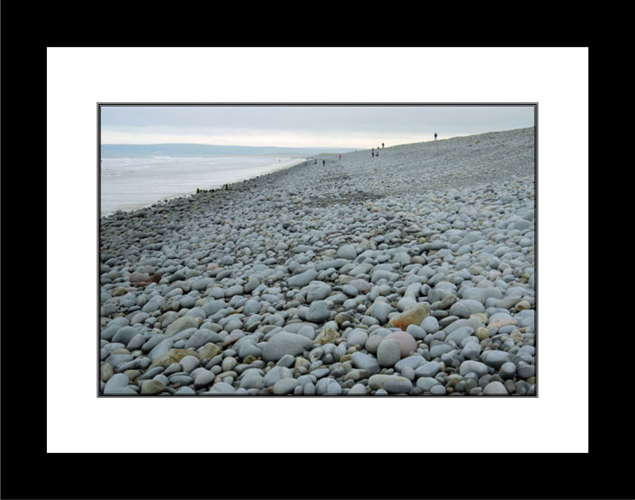 Pebble Beach black frame