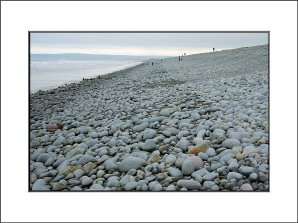 Pebble Beach unframed